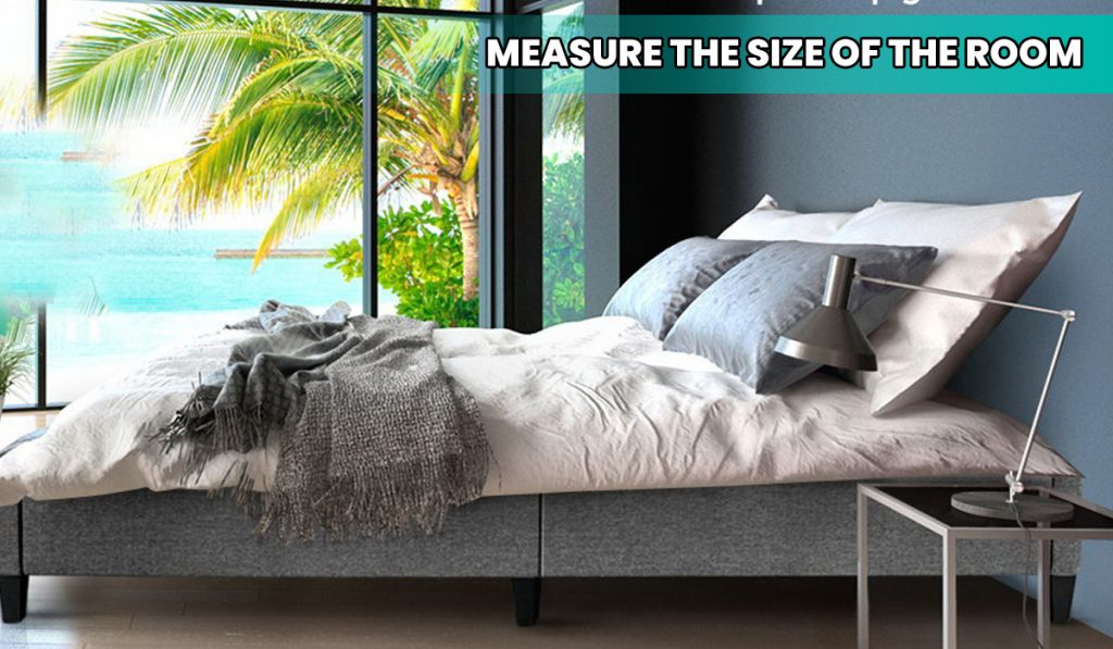 Measure the size of the Room
