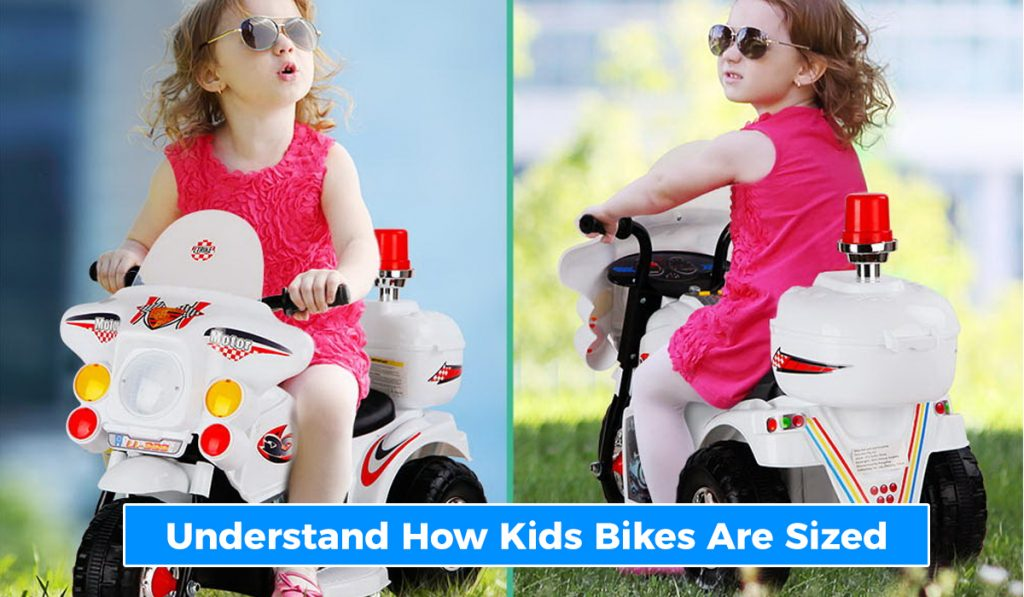 Understand How Kids Bikes Are Sized