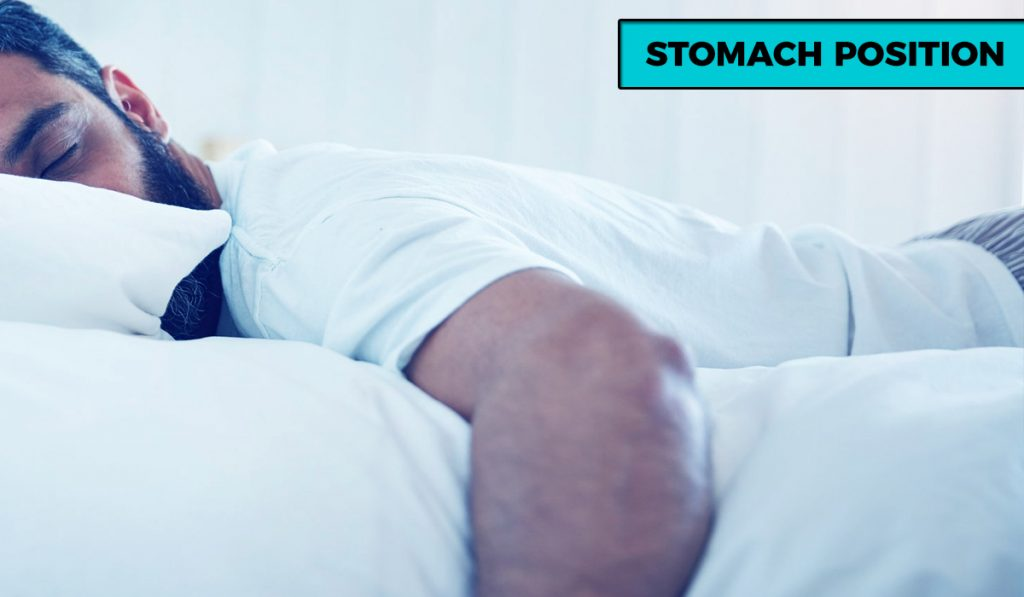 Stomach position