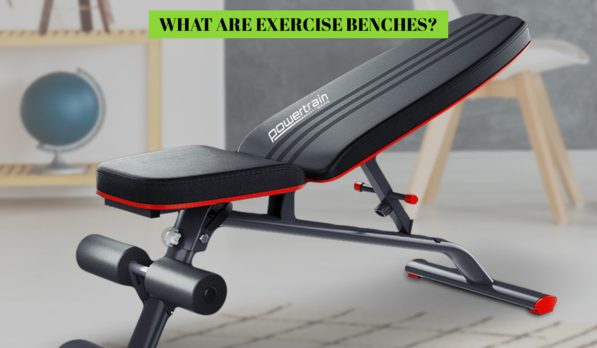 What are Exercise Benches?