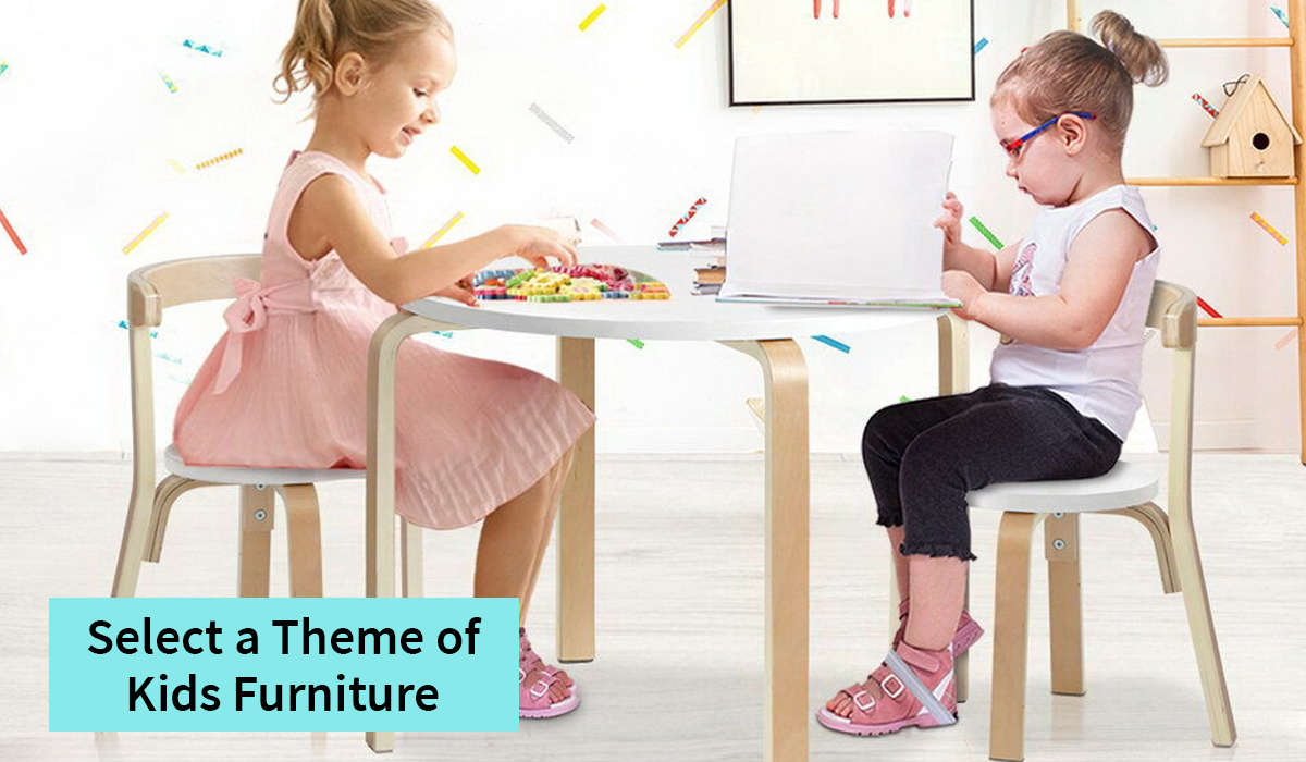 Kid's Furniture  | Pay Later Alligator